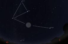 Рас Альхаге и Рас Альгети — две звезды с арабскими именами