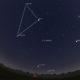 Как найти на небе шесть ярчайших звезд лета?