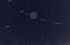 Астеризм Основа в созвездии Геркулеса