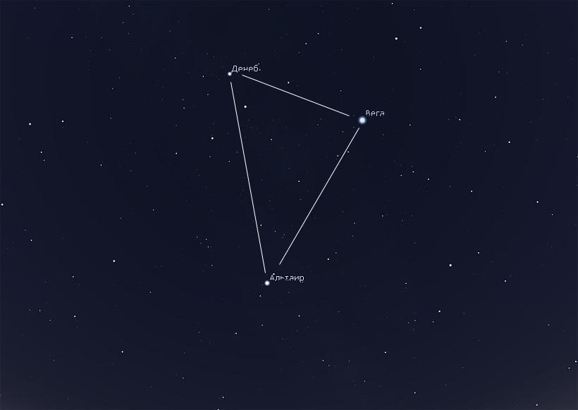 Летний треугольник