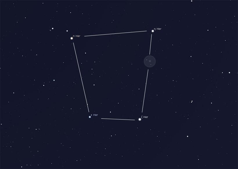 астеризм Основа