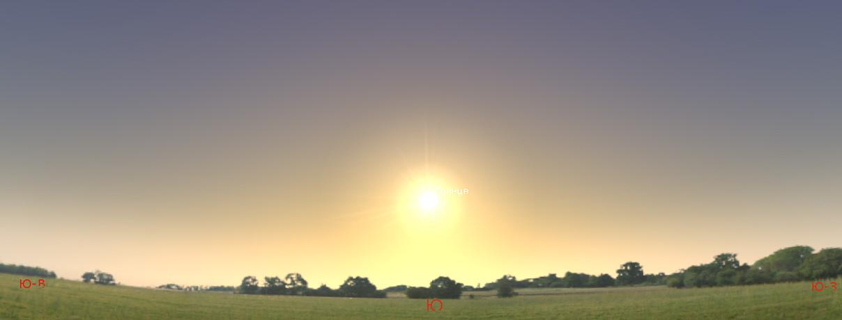 солнце в созвездии скорпиона
