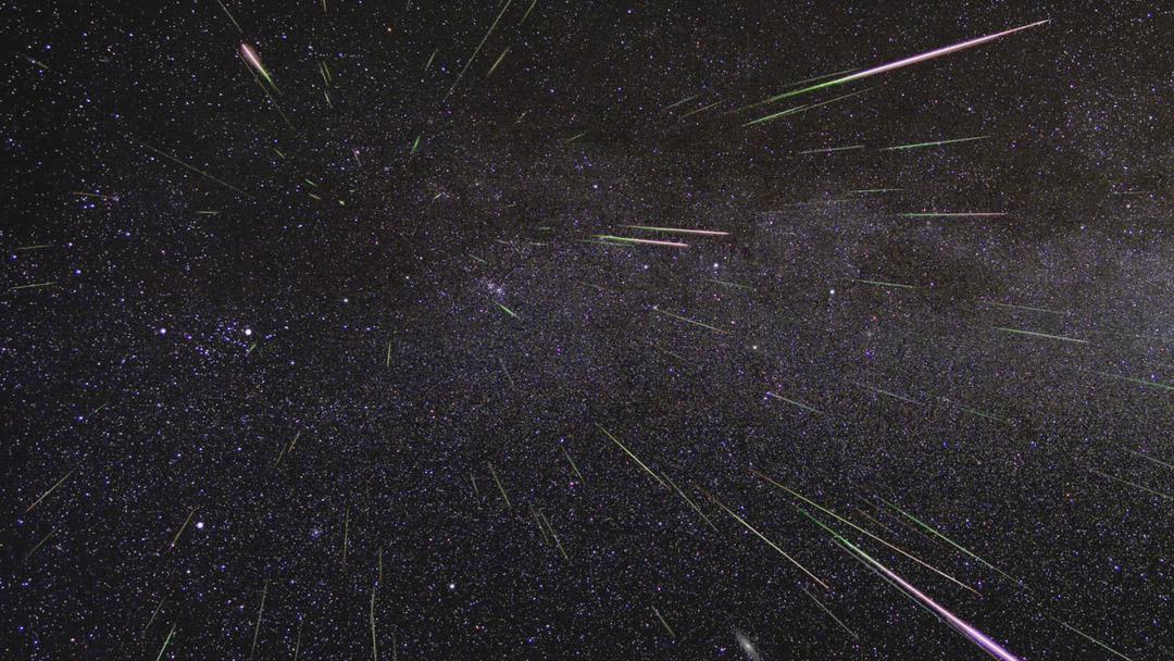 радиант метеорного потока