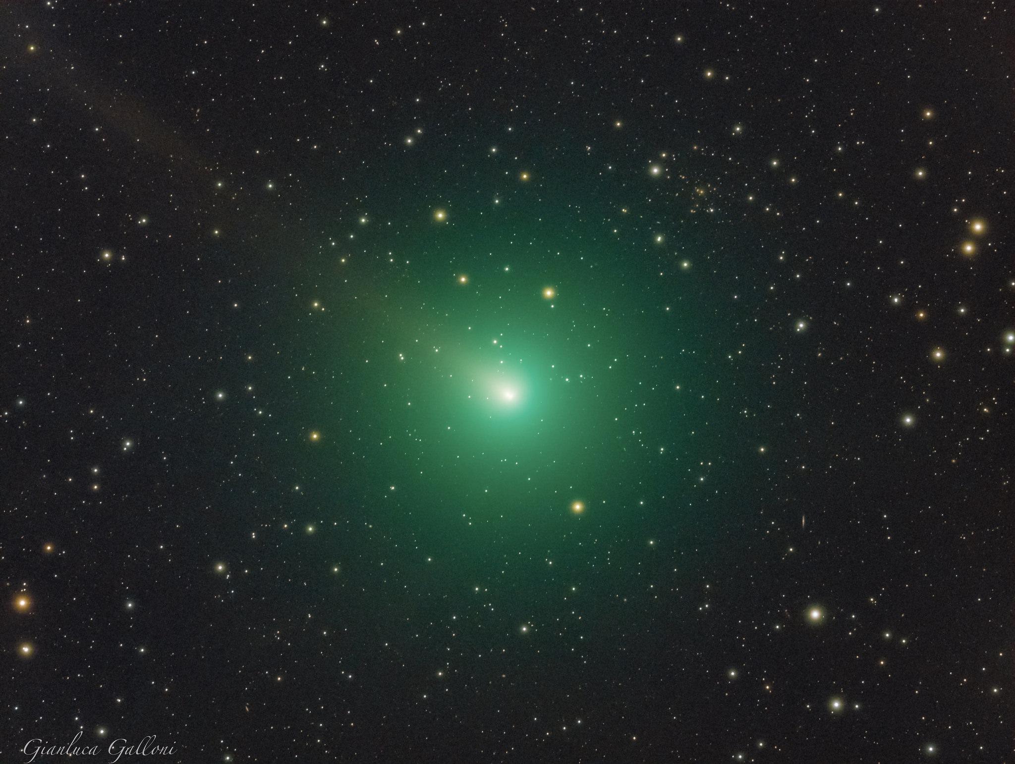 комета Виртанена 46p Wirtanen
