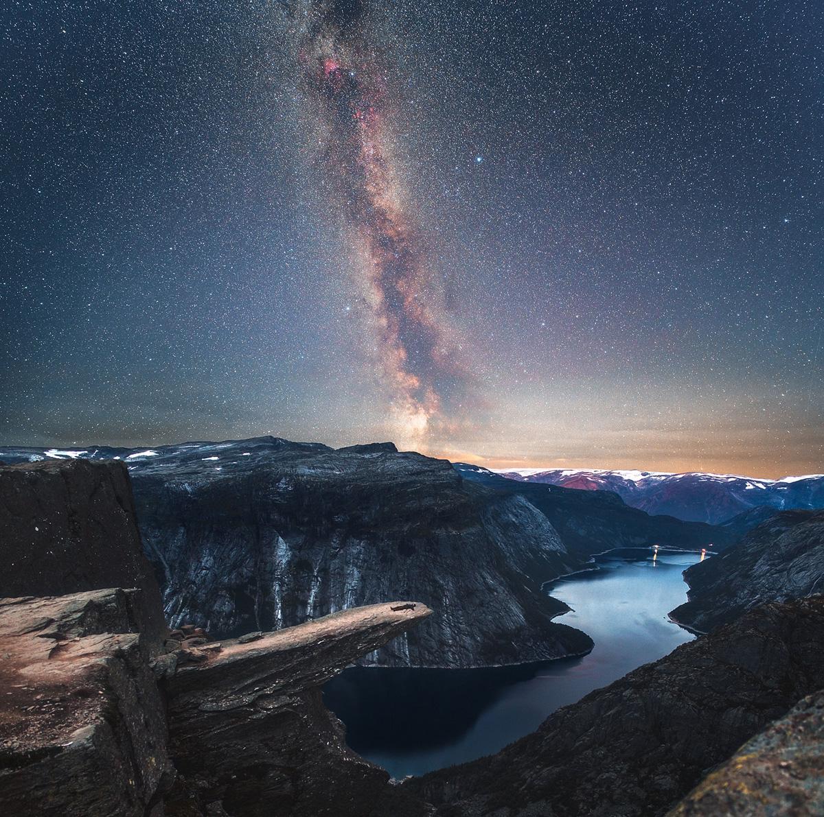 как увидеть Млечный Путь невооруженным глазом