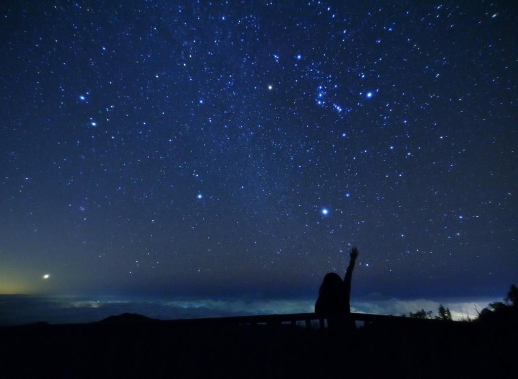 в чем измеряется блеск звезд