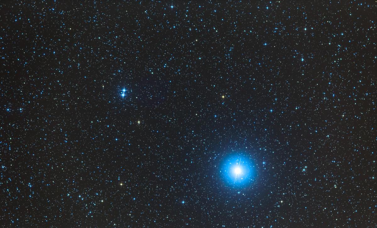 звезда Вега альфа Лиры