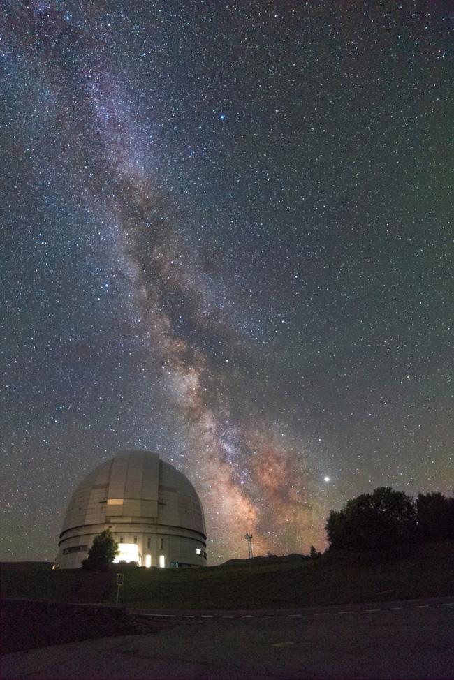 астрономические события в августе