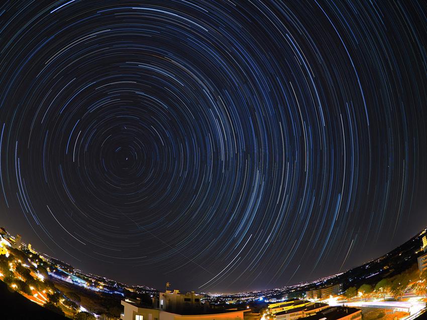 суточное движение звезд