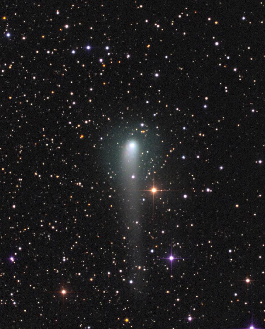 комета PanSTARRS C 2017 T2