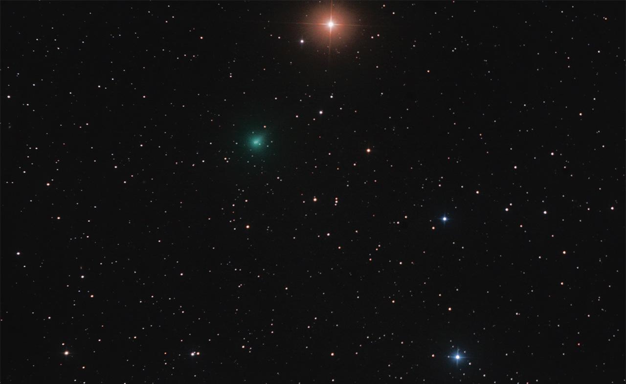 комета C 2019 Y4 ATLAS