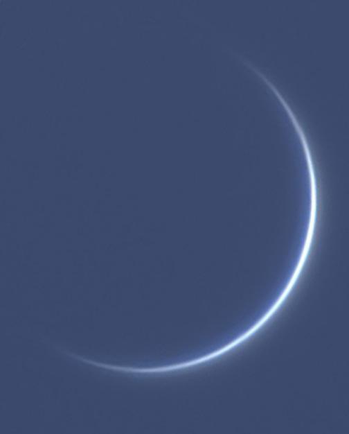 Венера в телескоп